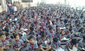 Mass reading programme
